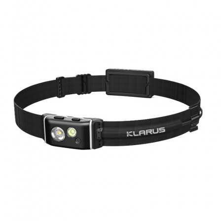 Klarus HR1 Pro Black Refurbished