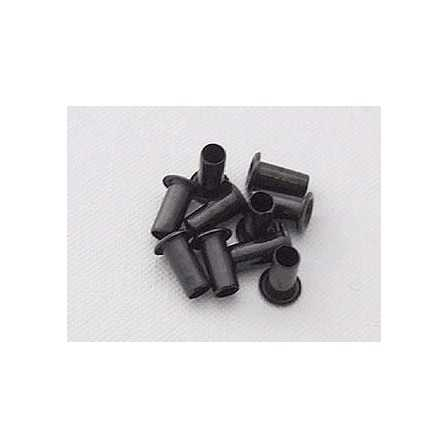 Kydex Black 10x4mm / 10 pcs