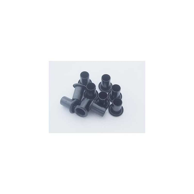 Kydex Black 10x6mm / 10 pcs