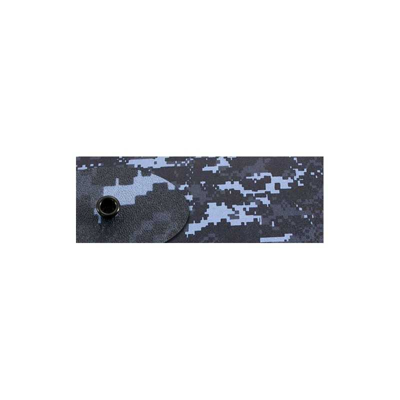 Kydex Navy Camo 2 mm ( 0.080) 15x30 cm