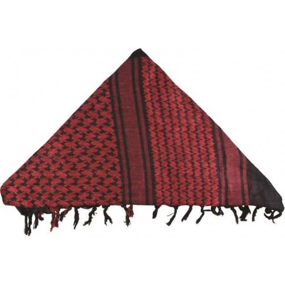 BCB Shemagh Red-Black