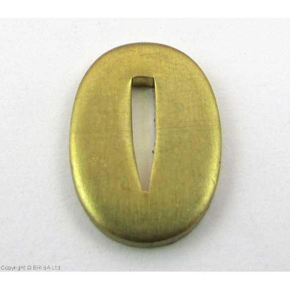 Brass Guard Bolster V 18