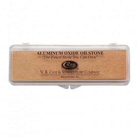 Case Aluminum Oxide Oilstone