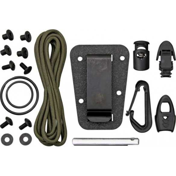 ESEE Izula black kit...