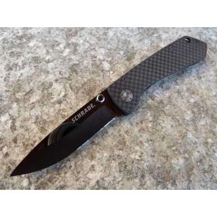 Schrade Ceramic Linerlock Knife SCH402