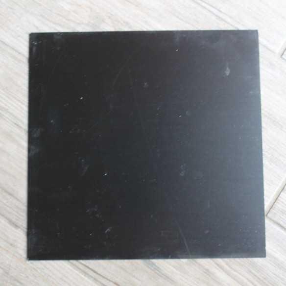G-10 Black Liner 255x243x1 mm