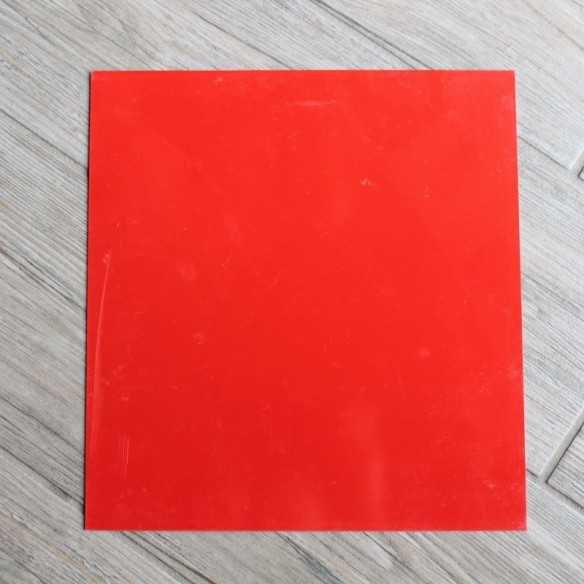 G-10 Red Liner 255x243x1 mm