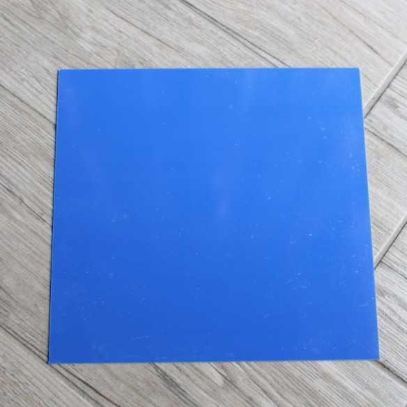 G-10 Blue Liner 255x243x1 mm