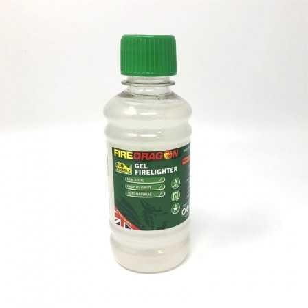 BCB Firedragon Green Fuel Gel 200 ml