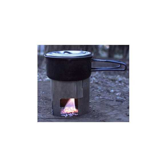 UtilityFlame 6.0 oz (177ml) with stove
