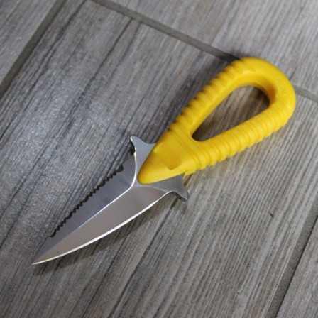 MAC Coltellerie Microsub Yellow