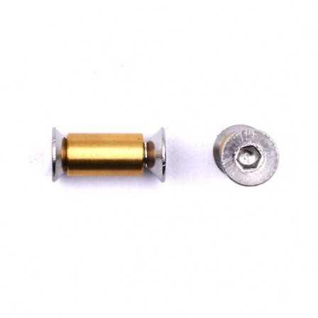 Vite Pivot Flat SS 4.65 mm