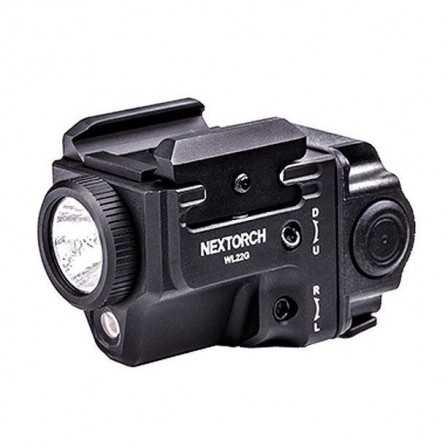 Nextorch WL22G Torcia Laser per pistola Green