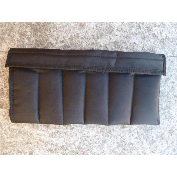 Pouch nylon per 12 chiudibili