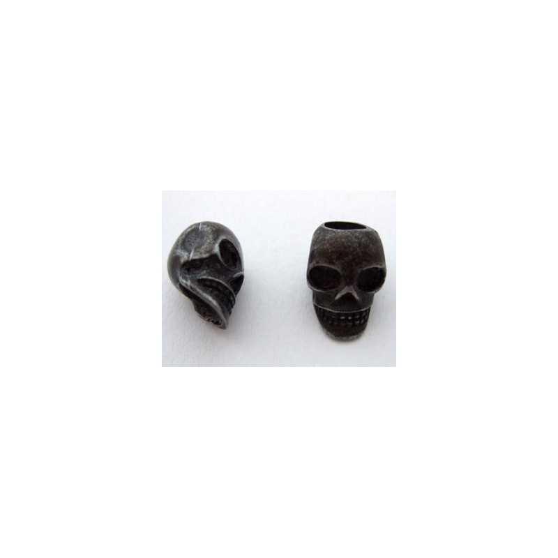 Skull / Zinc-black