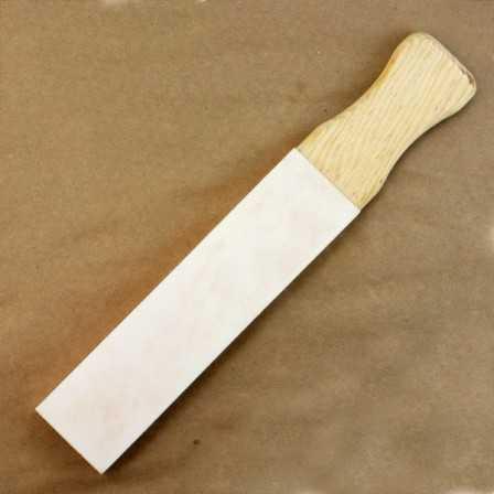 Sharpening Kit - Strop in cuoio doppia faccia