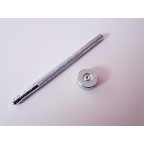 Snap Setter per occhielli da 1/8 - 3.20 mm