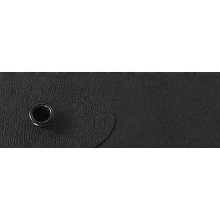 Kydex Black 2 mm ( 0.080) 15x30 cm