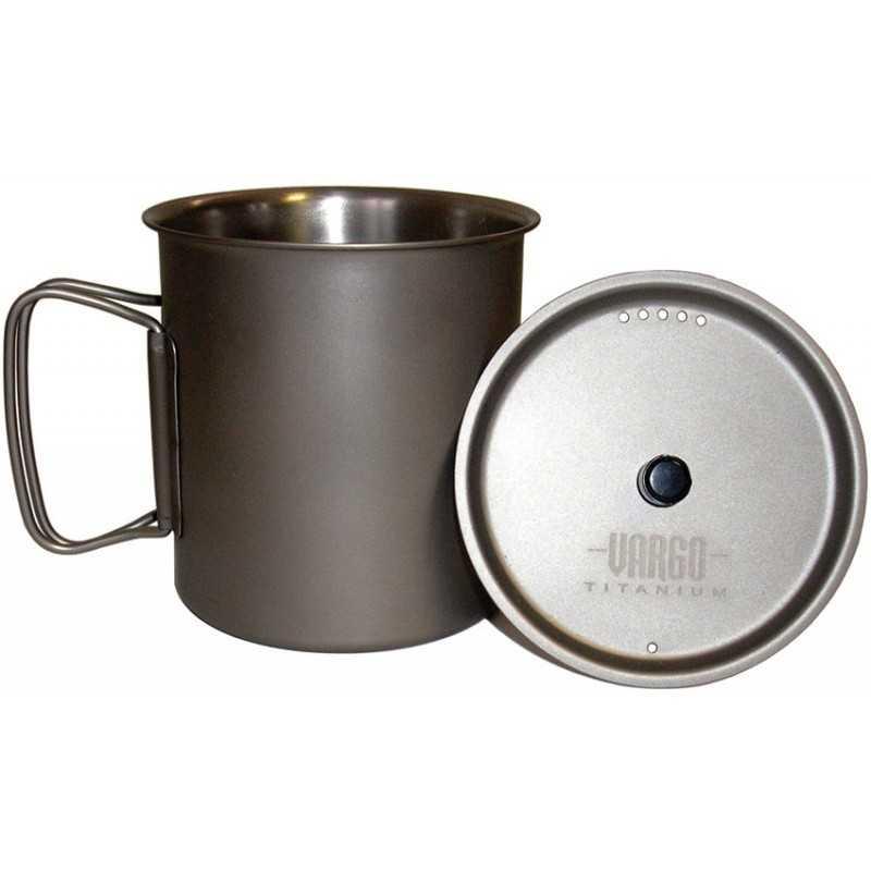 Vargo Ti-Lite Mug