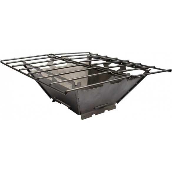 Vargo Titanium Fire Box Grill