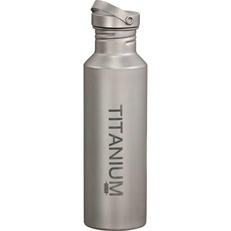 Vargo Water Bottle w/Titanium Lid