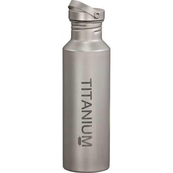 Vargo Water Bottle w/Titanium Lid
