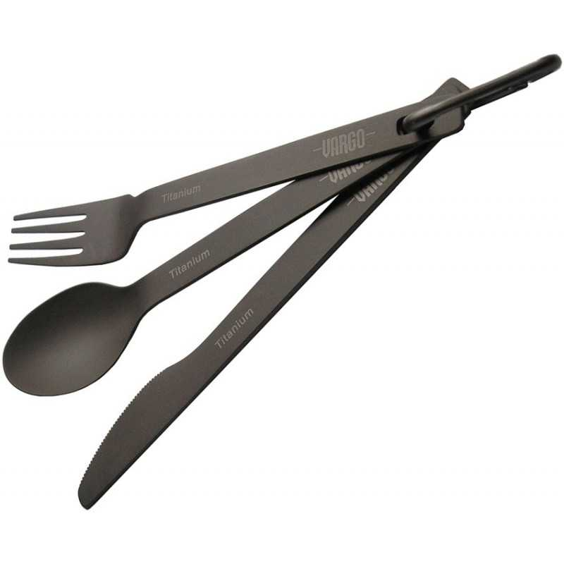 Vargo Spoon/Fork/Knife Set