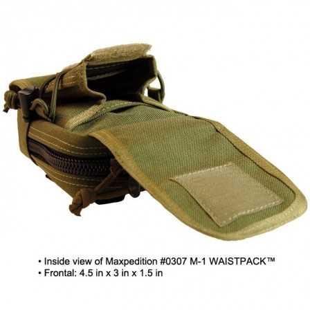 Maxpedition M-1 waistpack black
