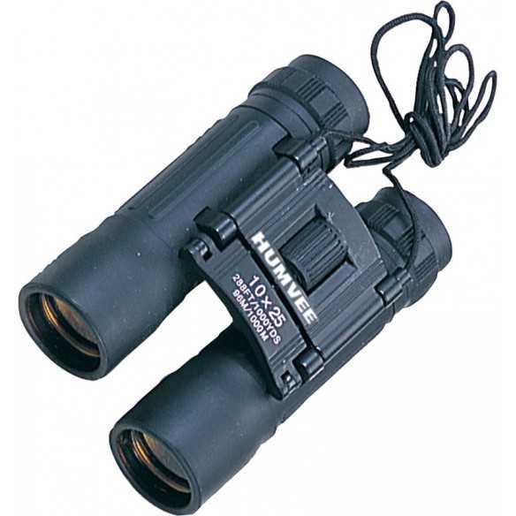 Humvee Binoculars 10x25