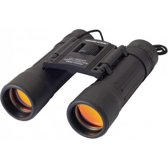 Humvee Binoculars 12x25
