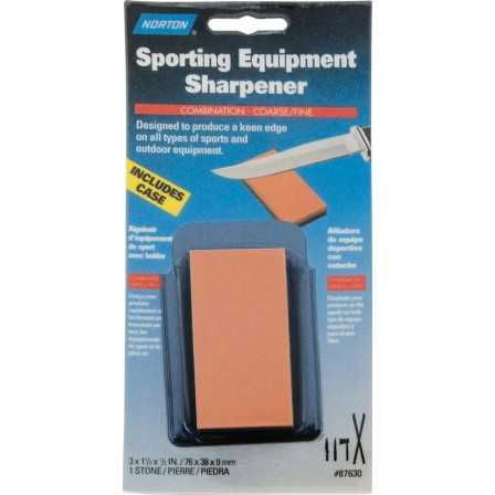 Norton Sporting Equipment Sharpener