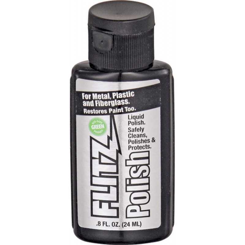 Flitz polish per lame