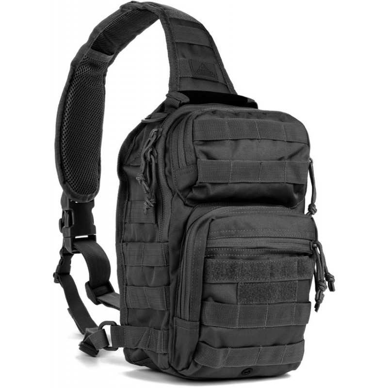 Red Rock Outdoor Gear Rover Sling Bag Black