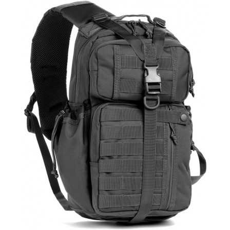 Red Rock Outdoor Gear Rambler Sling Backpack Black