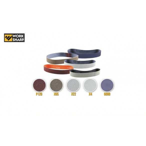 Work Sharp Ken Onion Edition Abrasives kit