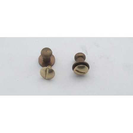 Rifle buttons Antique/10