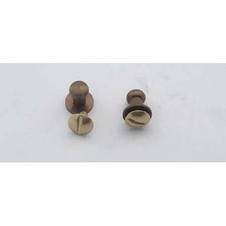 Rifle buttons Antique/10