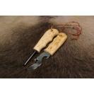 Woodjewel Horn survival kit