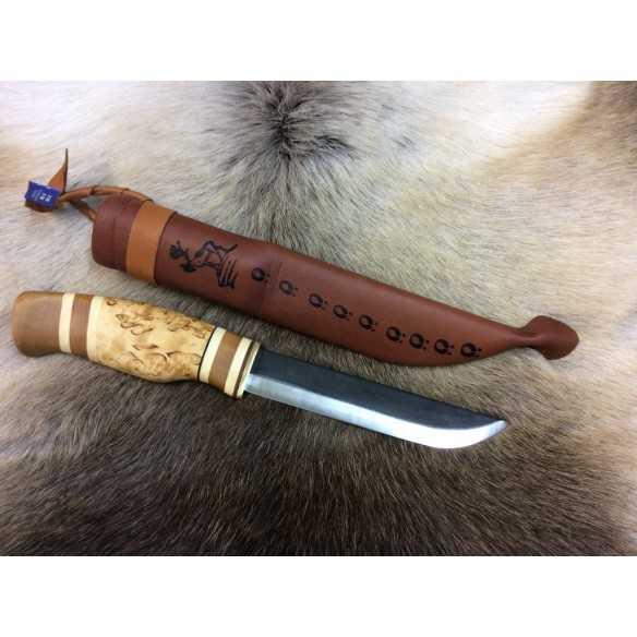 Woodjewel Eräleuku / Lappishknife