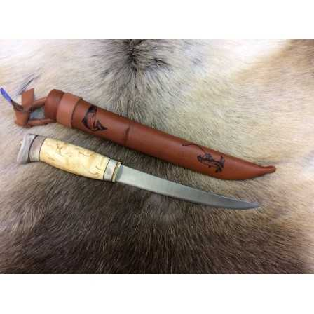 Woodjewel Fileerausveitsi / Filleting knife
