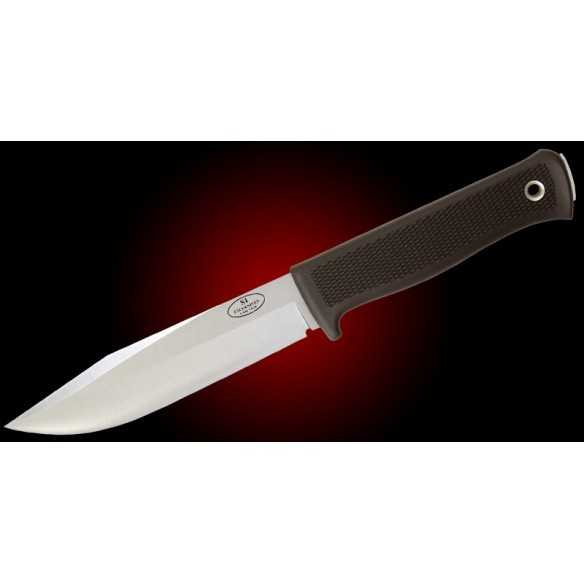 Fallkniven S1 Satin, VG-10, Leather