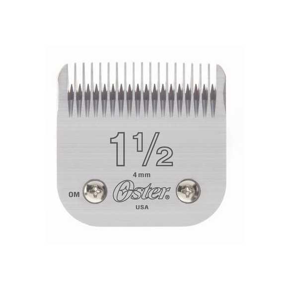 Oster Testina 1½ 4.0 mm per A5, 97, A6, Power Max