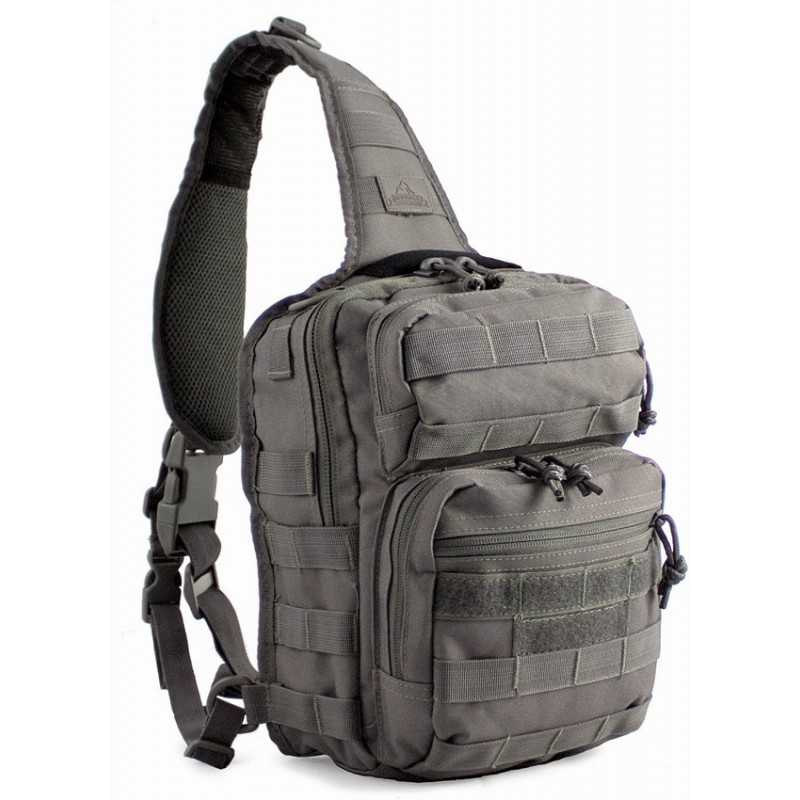 Red Rock Outdoor Gear Rover Sling Bag Tornado Gray