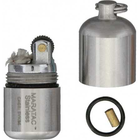 Maratac Stainless Split Pea Lighter