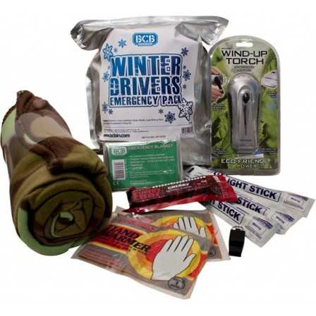 BCB Winter Drivers Emergency Kit