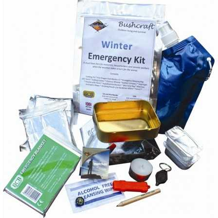 BCB Winter Emergency Kit