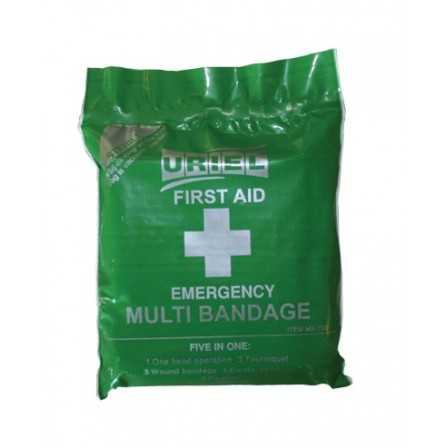 BCB Emergency Multi Life Saving Bandage (5 In 1)