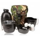 BCB The Crusader Cooking System I (6 Piece Set) Black (PTFE)