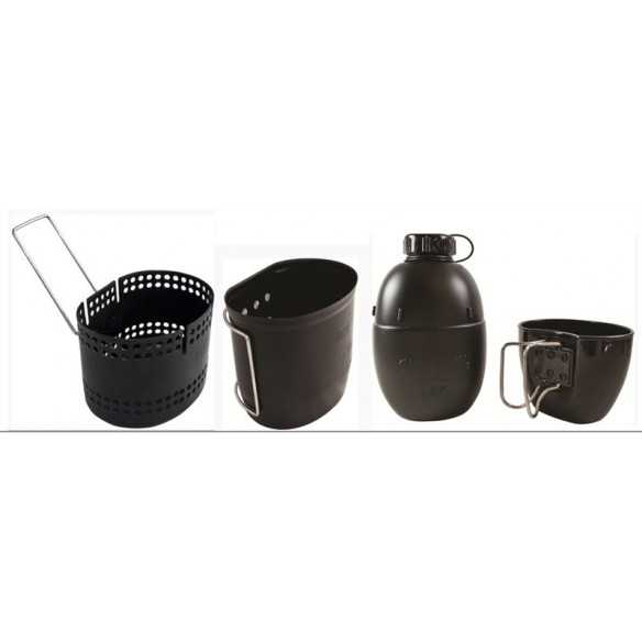 BCB The Crusader Cooking System MK II (6 Piece Set)