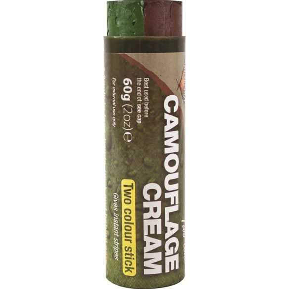 BCB Camo Cream 60g (Brown/Green)